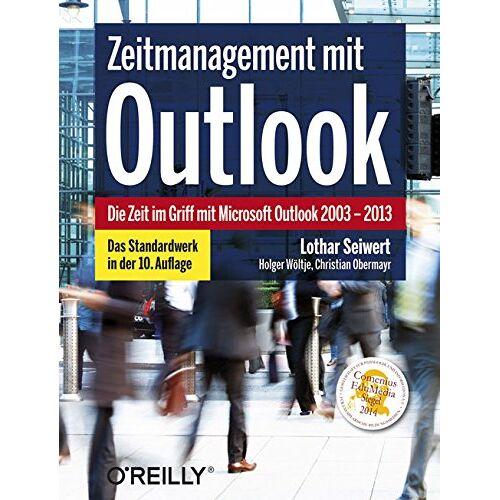 Lothar Seiwert - Zeitmanagement mit Outlook - Preis vom 23.07.2021 04:48:01 h