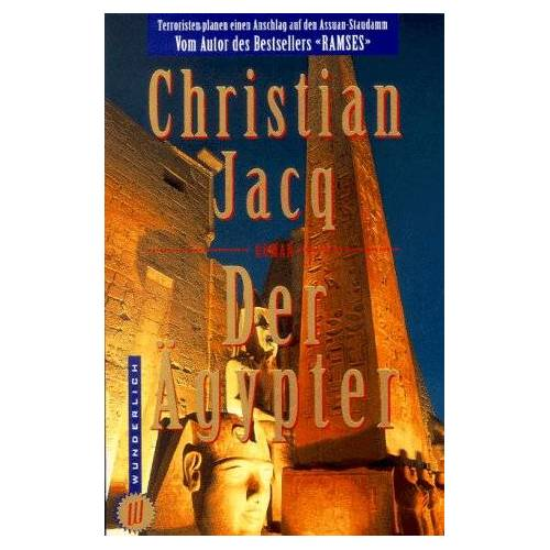 Christian Jacq - Der Ägypter. - Preis vom 16.06.2021 04:47:02 h