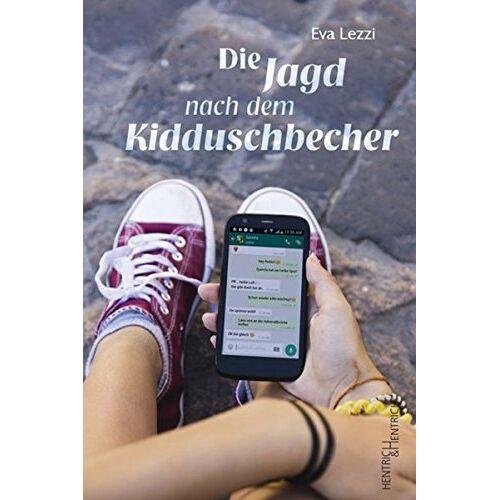 Eva Lezzi - Die Jagd nach dem Kidduschbecher - Preis vom 12.06.2021 04:48:00 h