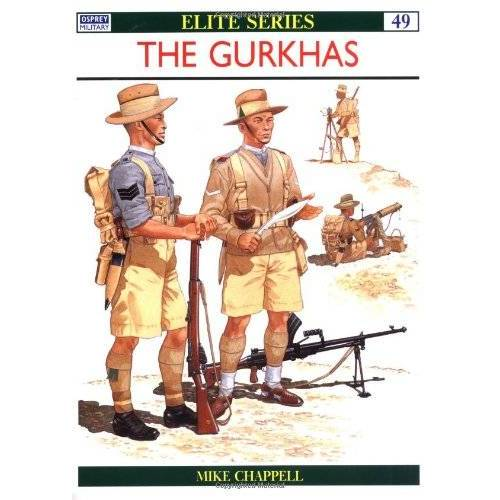 Mike Chappell - The Gurkhas (Elite) - Preis vom 21.06.2021 04:48:19 h