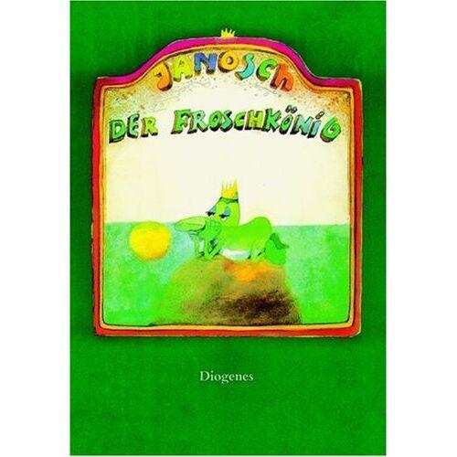 Janosch - Der Froschkönig - Preis vom 12.06.2021 04:48:00 h