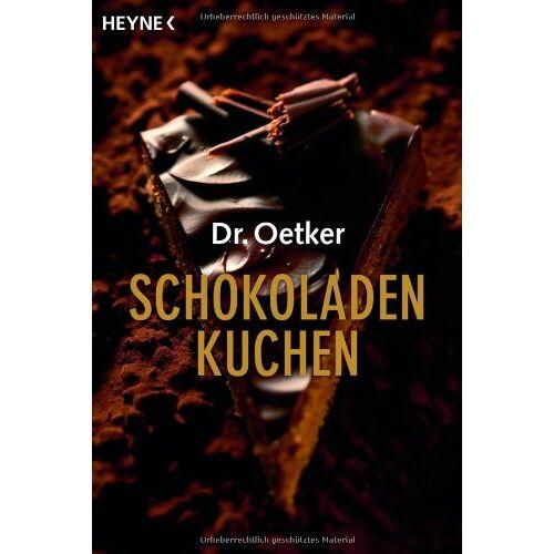 Dr. Oetker - Schokoladenkuchen - Preis vom 17.05.2021 04:44:08 h