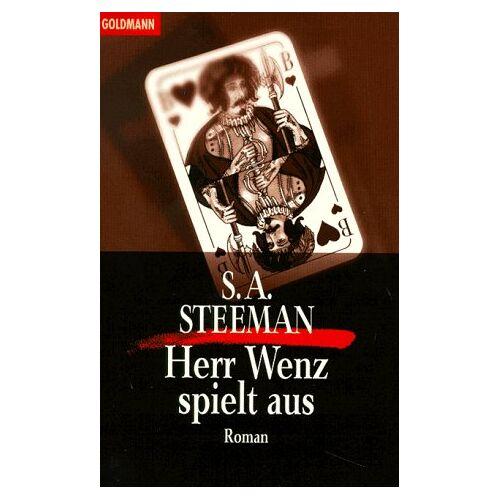 Steeman-S.a - Herr Wenz spielt aus - Preis vom 11.06.2021 04:46:58 h