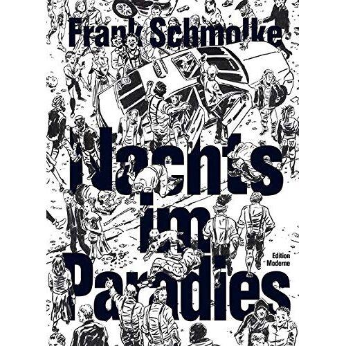 Frank Schmolke - Nachts im Paradies - Preis vom 14.06.2021 04:47:09 h