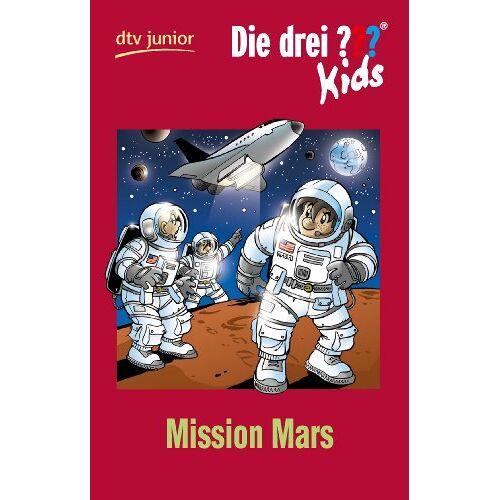 Boris Pfeiffer - Die drei ??? Kids 36 - Mission Mars: Erzählt von Boris Pfeiffer - Preis vom 15.06.2021 04:47:52 h