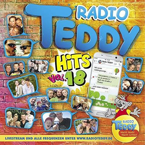 - Radio TEDDY Hits Vol. 18 - Preis vom 22.06.2021 04:48:15 h