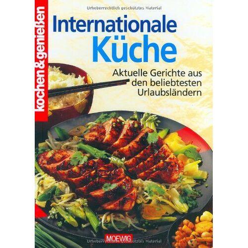 - Internationale Küche - Preis vom 11.06.2021 04:46:58 h