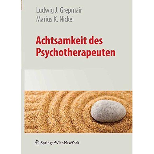 Ludwig Grepmair - Achtsamkeit des Psychotherapeuten - Preis vom 01.08.2021 04:46:09 h