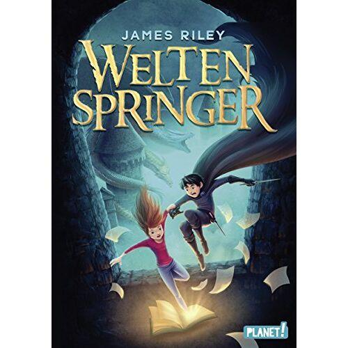 James Riley - Weltenspringer - Preis vom 11.06.2021 04:46:58 h