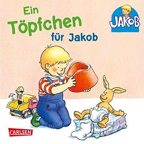 Nele Banser - Ein Töpfchen für Jakob: Mini-Ausgabe ohne Klappen (Kleiner Jakob) - Preis vom 13.09.2021 05:00:26 h