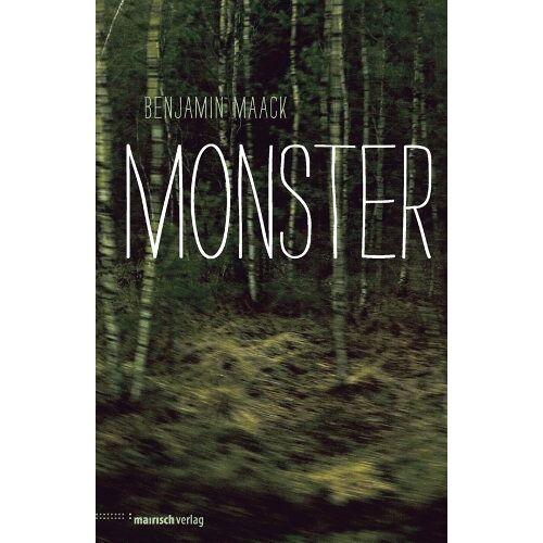 Benjamin Maack - Monster - Preis vom 18.06.2021 04:47:54 h