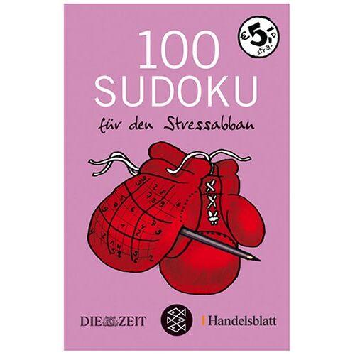 DIE ZEIT - Sudoku für den Stressabbau - Preis vom 23.07.2021 04:48:01 h