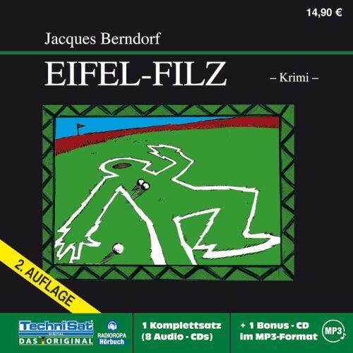Jacques Berndorf - Eifel-Filz - Preis vom 23.07.2021 04:48:01 h