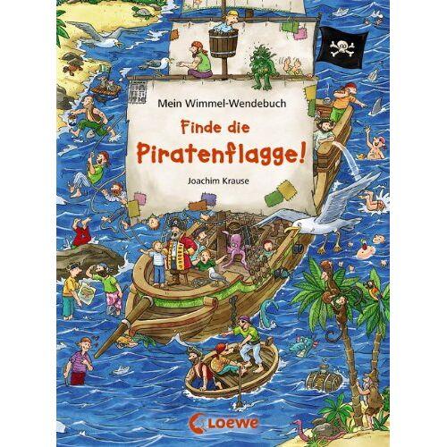 - Finde die Piratenflagge!/Finde das blaue Auto! - Preis vom 12.06.2021 04:48:00 h