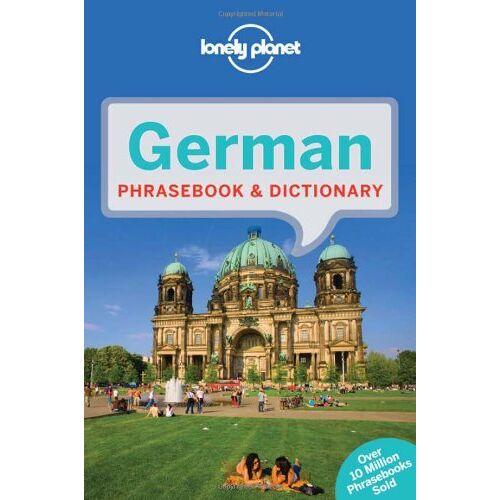Gunter Mühl - German Phrasebook (Phrasebooks) - Preis vom 13.09.2021 05:00:26 h