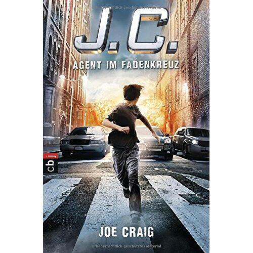 Joe Craig - J.C. - Agent im Fadenkreuz (Die Agent J.C.-Reihe, Band 1) - Preis vom 20.06.2021 04:47:58 h