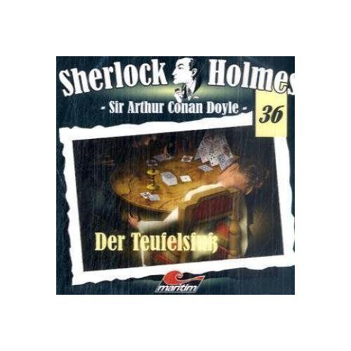 Doyle, Arthur Conan - Sherlock Holmes 36: Der Teufelsfuss - Preis vom 17.05.2021 04:44:08 h