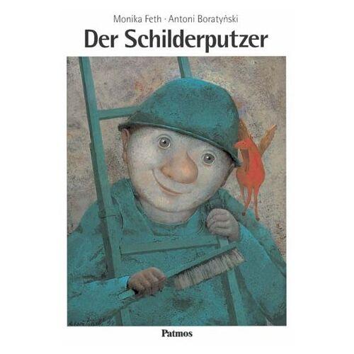 Monika Feth - Der Schilderputzer - Preis vom 11.06.2021 04:46:58 h