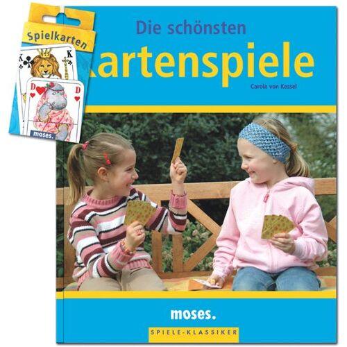 Kessel, Carola von - Die schönsten Kartenspiele (mit Kartenspiel-Set) - Preis vom 21.06.2021 04:48:19 h