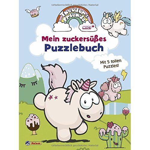 - Theodor and Friends: Mein zuckersüßes Puzzlebuch - Preis vom 27.07.2021 04:46:51 h