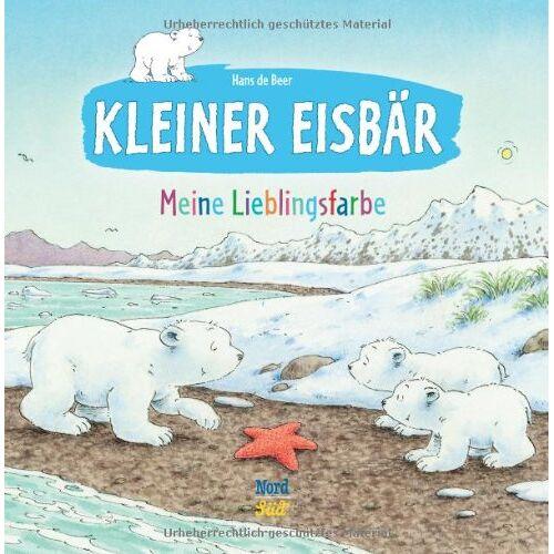 Beer, Hans de - Kleiner Eisbär - Meine Lieblingsfarbe - Preis vom 20.06.2021 04:47:58 h