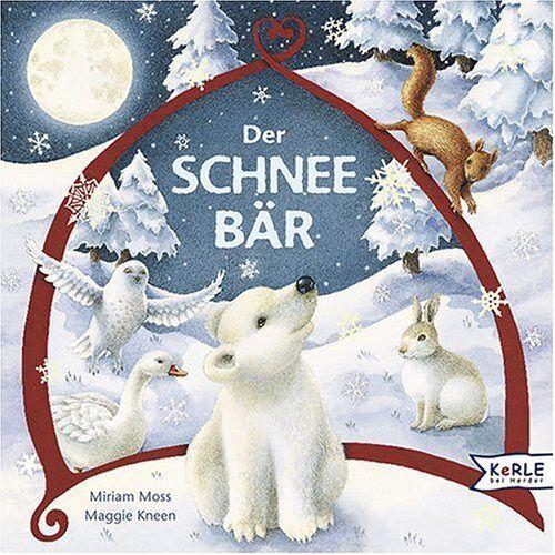 Miriam Moss - Der Schneebär - Preis vom 11.06.2021 04:46:58 h