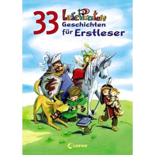 - 33 Lesepiraten-Geschichten für Erstleser - Preis vom 26.09.2021 04:51:52 h