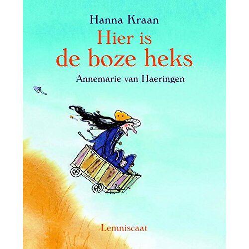 Hanna Kraan - Hier is de boze heks - Preis vom 12.10.2021 04:55:55 h