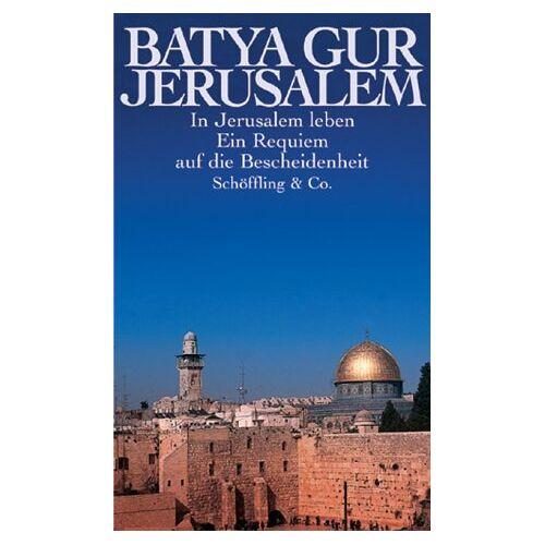 Batya Gur - Jerusalem - Preis vom 16.06.2021 04:47:02 h