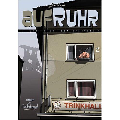 Jamiri - aufRuhr: 14 Comics aus dem Ruhrgebiet - Preis vom 19.06.2021 04:48:54 h
