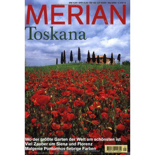 - Merian Toskana - Preis vom 28.07.2021 04:47:08 h