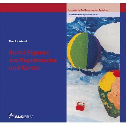 Monika Künzel - Bunte Figuren aus Papiermache und Karton - Preis vom 17.06.2021 04:48:08 h