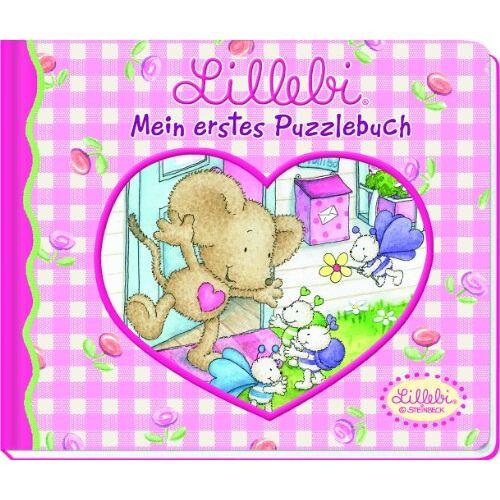 Steinbeck - Lillebi - Mein erstes Puzzlebuch, Buch mit Puzzle - Preis vom 19.06.2021 04:48:54 h