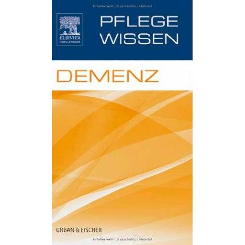 Ulrich Kastner - PflegeWissen Demenz - Preis vom 09.06.2021 04:47:15 h