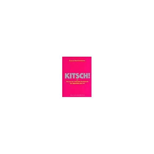 Liessmann, Konrad P - Kitsch - Preis vom 13.06.2021 04:45:58 h