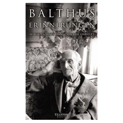 Balthus - Erinnerungen - Preis vom 11.06.2021 04:46:58 h