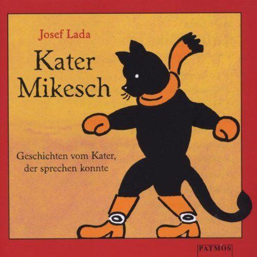 Josef Lada - Kater Mikesch, 1 Audio-CD - Preis vom 20.06.2021 04:47:58 h