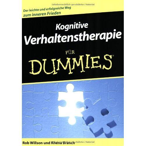 Rob Willson - Kognitive Verhaltenstherapie für Dummies - Preis vom 17.09.2021 04:57:06 h