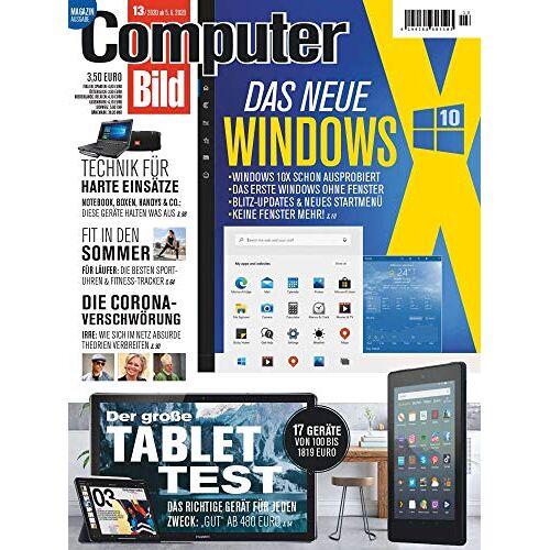 Computer Bild - Computer Bild 13/2020 Das neue Windows - Preis vom 26.07.2021 04:48:14 h