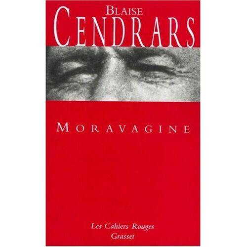 B. Cendrars - Moravagine - Preis vom 11.10.2021 04:51:43 h