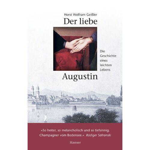Geissler, Horst Wolfram - Der liebe Augustin - Preis vom 17.05.2021 04:44:08 h