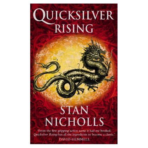 Stan Nicholls - Quicksilver Rising (Quicksilver Trilogy) - Preis vom 11.06.2021 04:46:58 h