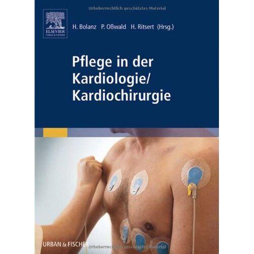 Hanjo Bolanz - Pflege in der Kardiologie/ Kardiochirurgie - Preis vom 09.06.2021 04:47:15 h