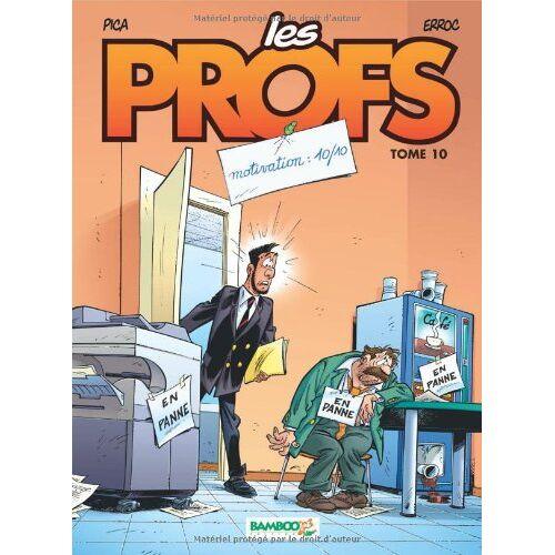 - Les Profs, Tome 10 : Motivation : 10/10 - Preis vom 17.09.2021 04:57:06 h