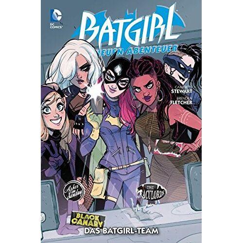 Brenden Fletcher - Batgirl - Die neuen Abenteuer: Bd. 3: Das Batgirl-Team - Preis vom 19.06.2021 04:48:54 h