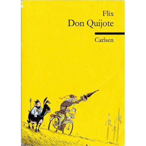 Flix - Don Quijote - Preis vom 20.06.2021 04:47:58 h