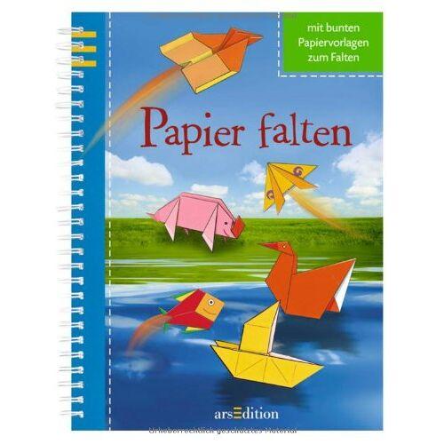 - Papier falten - Preis vom 18.06.2021 04:47:54 h