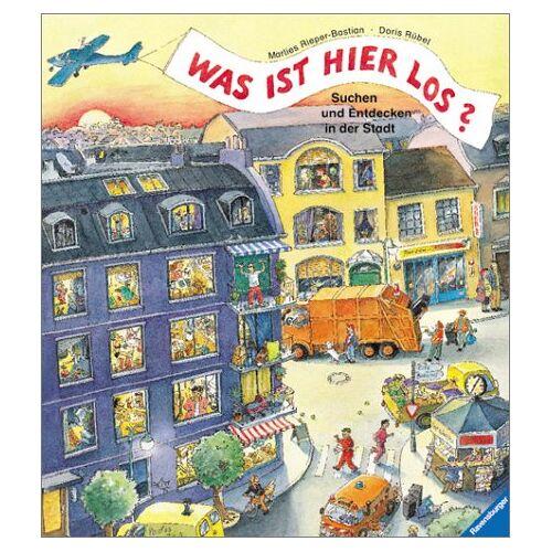 Marlies Rieper-Bastian - Was ist hier los? - Preis vom 12.06.2021 04:48:00 h