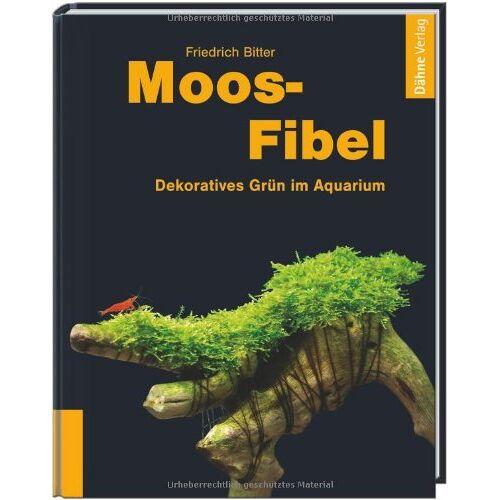 Bitter Moos-Fibel: Dekoratives Grün im Aquarium - Preis vom 22.06.2021 04:48:15 h