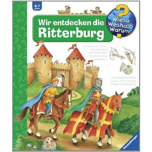 Kyrima Trapp - Wieso? Weshalb? Warum? 11: Wir entdecken die Ritterburg - Preis vom 25.07.2021 04:48:18 h